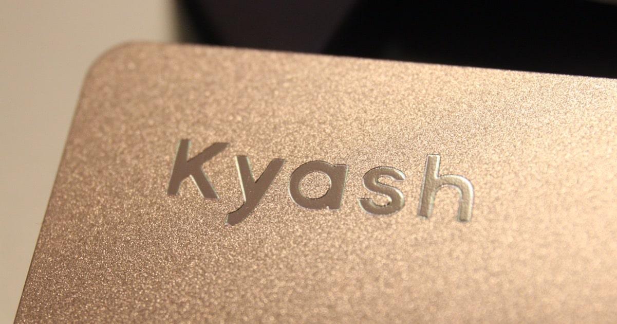 新KyashCardのデザイン・機能をレビュー